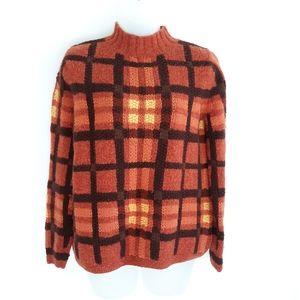 Jones New York oversized wool blend sweater